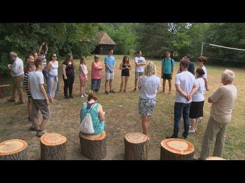 Horányi tábor megnyitó - video preview image