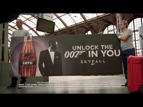 Unlock The 007 In You | Skyfall | Coca Cola Commercial Mp3