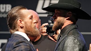 video: Conor McGregor sidelines notorious alter ego to focus on his craft