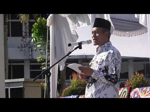 Upacara Hari Guru Nasional PGRI ke - 73