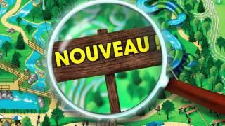 Glissades d'eau du Parc aquatique du Sommet Saint-Sauveur