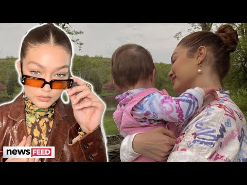 Gigi Hadid's Beauty Secret She's Passing On To Daughter Khai REVEALED!