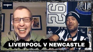 Fan opposition preview with the Redmen TV   Liverpool v Newcastle United