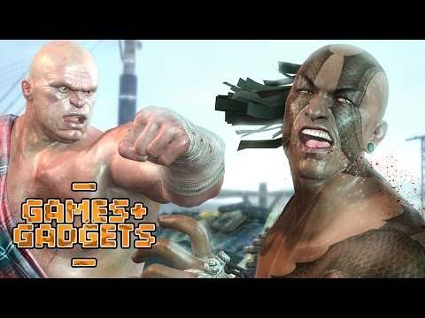 Fighter Within XBOX ONE Kinect Gameplay | SBTV Games & Gadgets