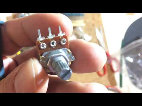 ⭐️POTENTIOMETER 2K OHMS SINGLE LINEAR⭐️
