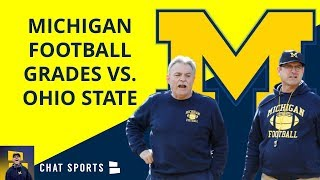 Michigan Football Grades vs. Ohio State: Jim Harbaugh Falls To 0-5, Don Brown Must Be Fired