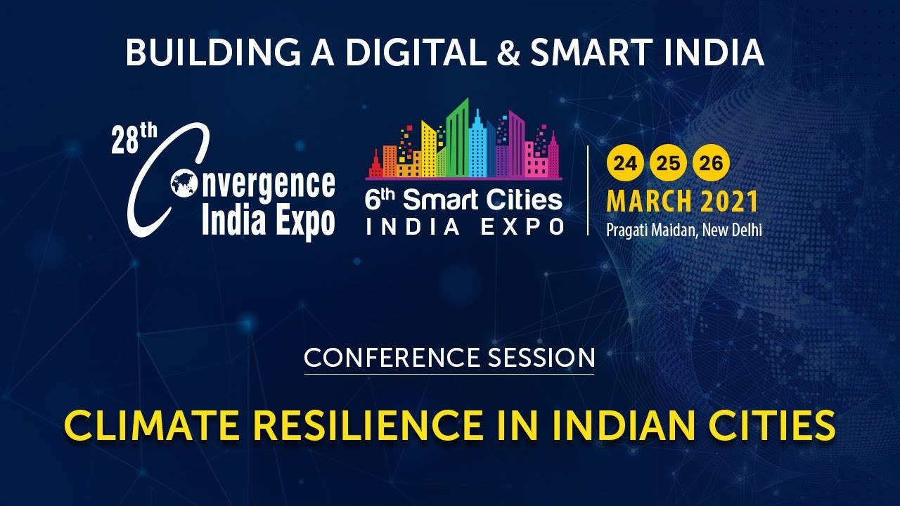 Conference Session by WWF Climate Resilience in Indian Cities