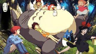 1 Hour Studio Ghibli Lofi Hip Hop Mix