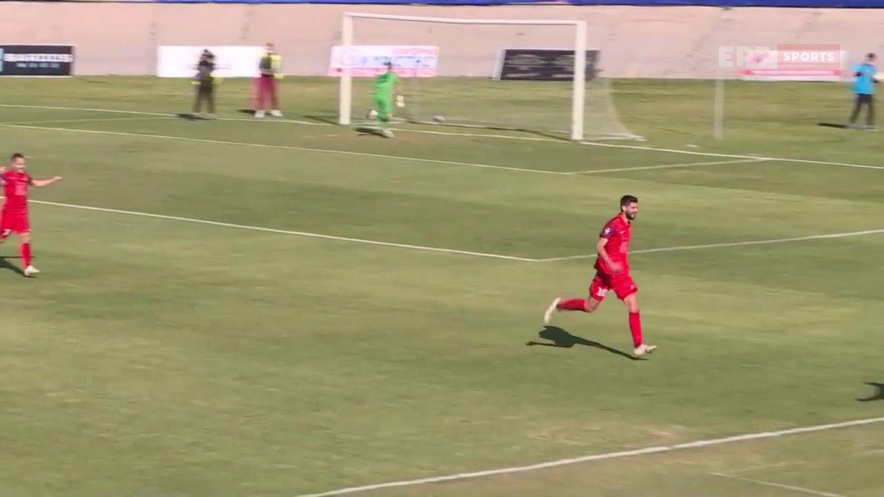 Super League 2 | Διαγόρας – ΟΦΙ: ΓΚΟΛ 1-0 | 03/03/2021 | ΕΡΤ