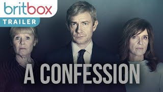 Picture of a TV show: A Confession