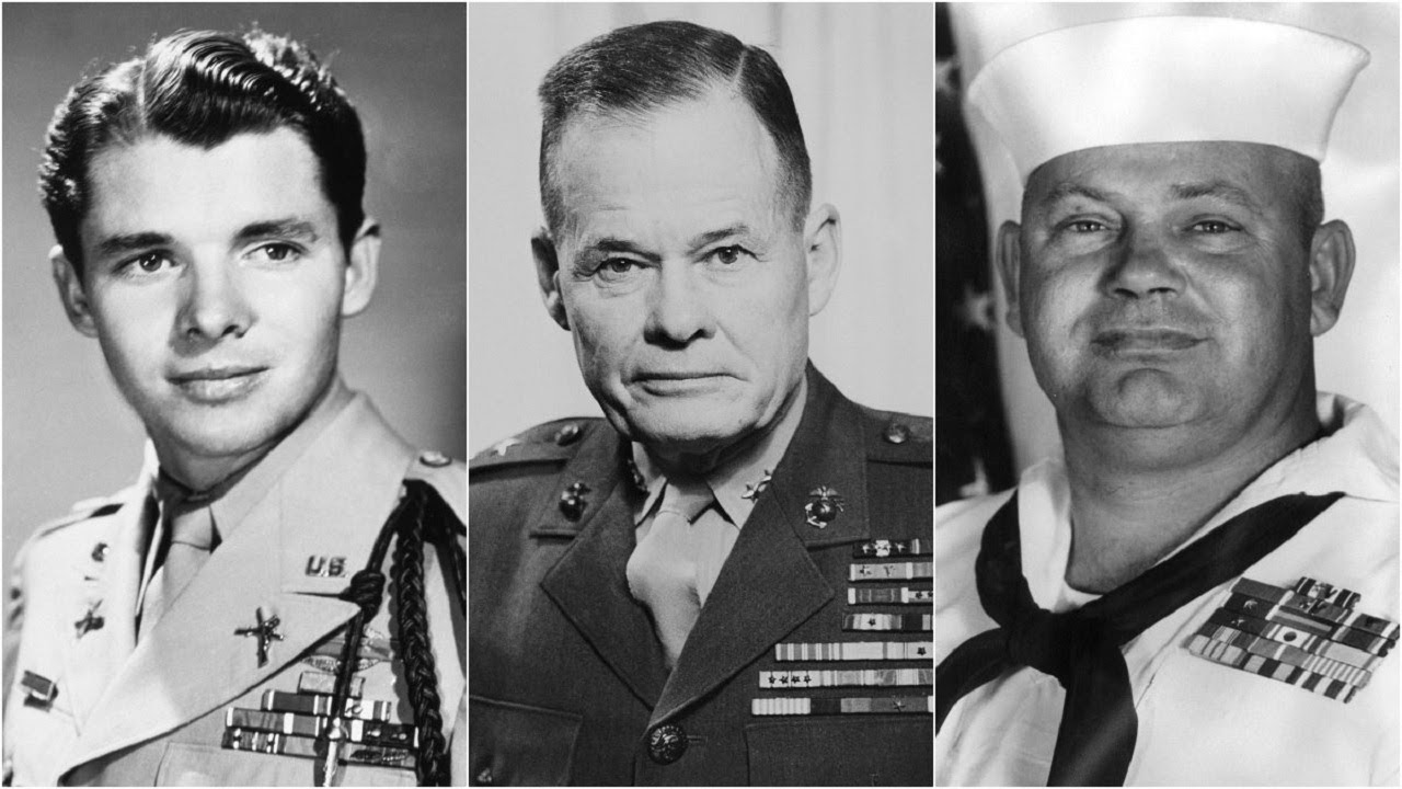 Most Decorated Servicemen in American History