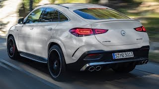 Mercedes-AMG GLE53 Coupe 2020 - The Best Coupe SUV?