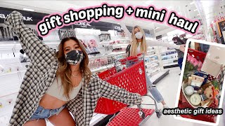 let's go to target and buy girly aesthetic things for our friend