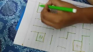 HOW TO PLAY DOT GAME