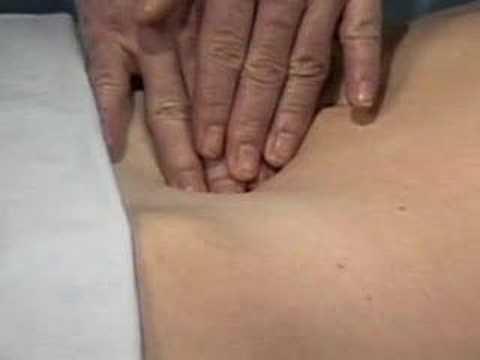Schmerzen im Unterleib zieht den unteren Rücken