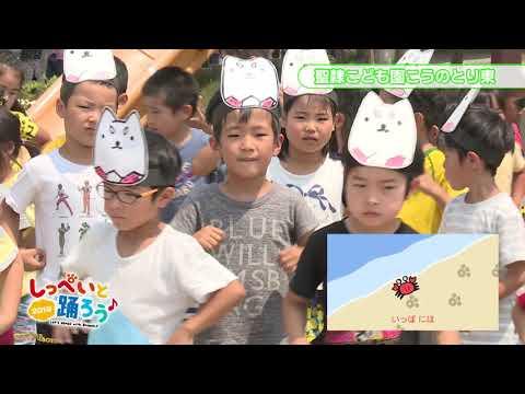 しっぺいと踊ろう♪2019(8月17日放送分)【聖隷こども園こうのとり東・東部幼稚園・バディ保育園】