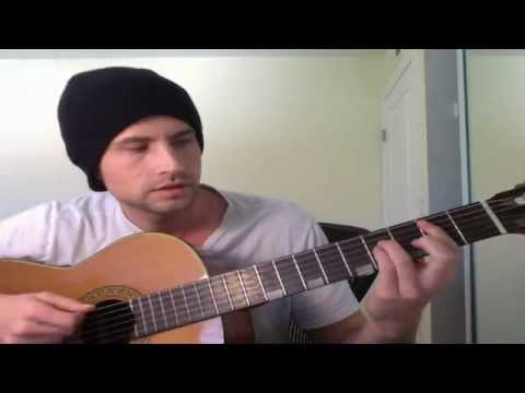 Guitar Trick : D Major [D] to B minor [Bm] Trick in Middle of Neck