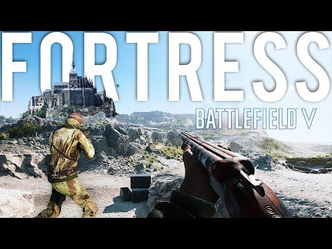 Battlefield V Fortress Gameplay and Impressions