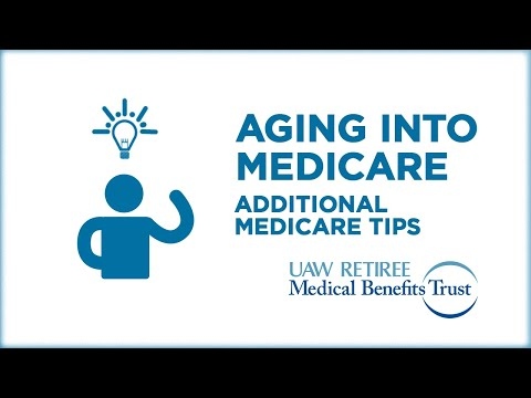 Additional Medicare Tips