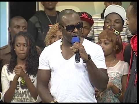 Jim Iyke Interview