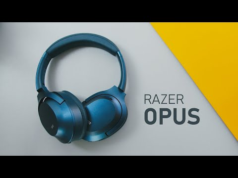 External Review Video LMaCsRPSxLw for Razer Opus Wireless Headphones with THX Certification & Active Noise Cancellation