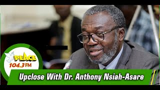Kokrokoo - Upclose with Dr. Anthony Nsia-Asare, Presidential Adviser on Health (31 /03/ 2020)