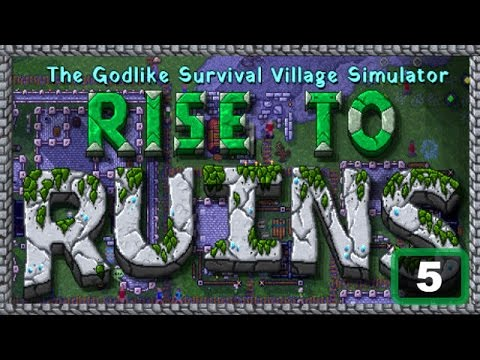 """Rise to Ruins (part 5) - """"Full Defense"""""""