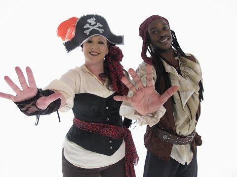 Sing-a-long Pirates