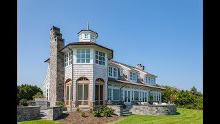 House Of The Week: Cape Cod Estate Features Private Beach Access
