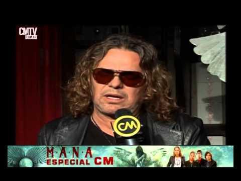 Maná video Fher y su momento más difícil - CMTV - Archivo
