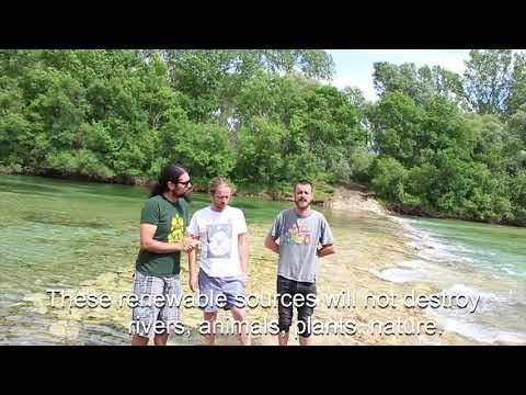 Video: M.O.R.T für die Balkanflüsse