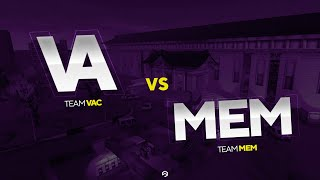 Critical ops || VaC вс mEm || Vac vs mEm
