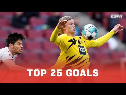 TOP 25 GOALS ⚽️  | Week 11 | ESPN