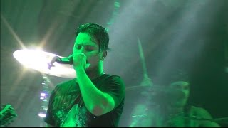 Dagoba - Maniak + The Things Within -  Live Mennecy Metal Fest 2013