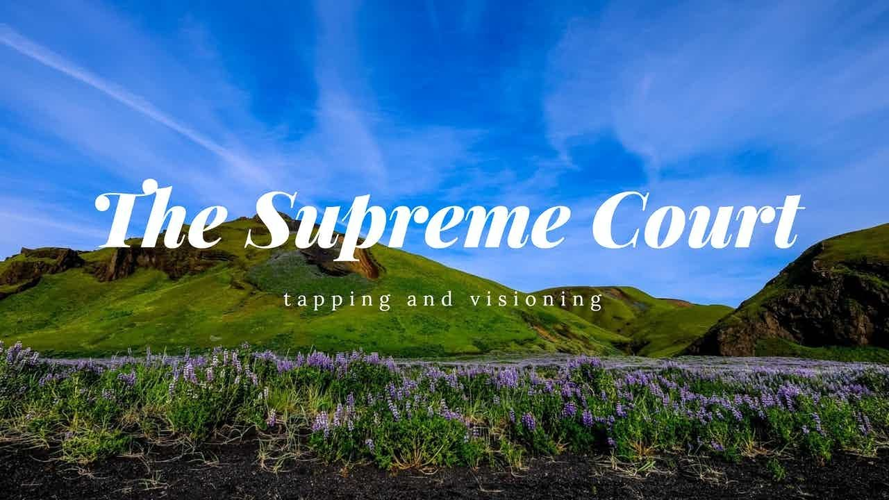 Tapping and Intending for the Supreme Court