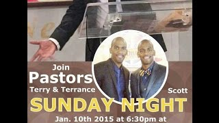 "Pastor Terry & Terrance Scott ""My future is brighter than my today!"""