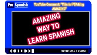 Learn Spanish Fast from a Song Lyric