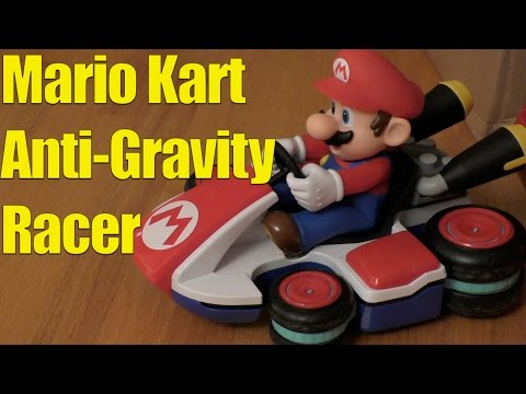 Mario Kart 8 Anti-Gravity R/C Racer Toy Review – Remote Control Transforming Car from Jakks Pacific
