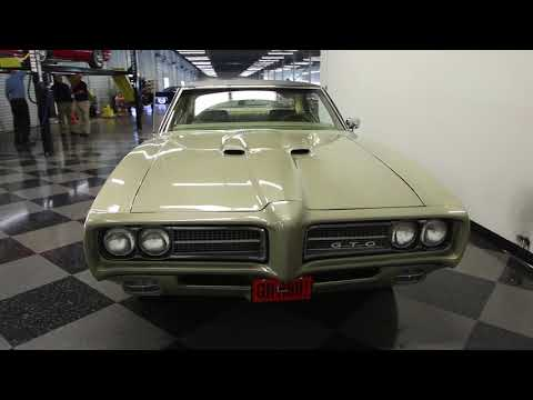 Video of '69 GTO - MDRL