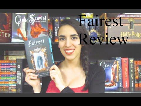 Review   Fairest by Marissa Meyer
