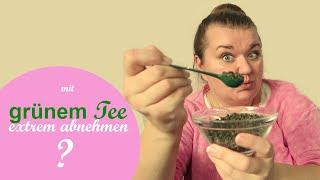 Grüner Tee zum abnehmen.....was hat es mir gebracht?