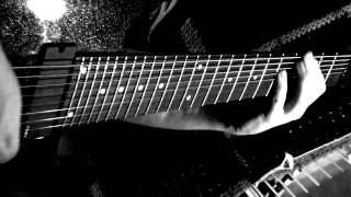 Stealing Axion - Eventide (Guitar playthrough)