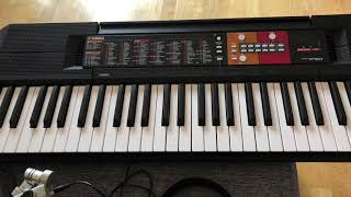 Gambar cover Making music with PSR-F51 from Yamaha