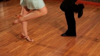 How to Do Basic Jive Steps | Ballroom Dance
