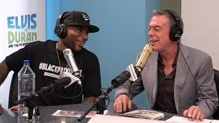 Elvis Duran Asks Charlamagne Tha God How He Got His Name + More
