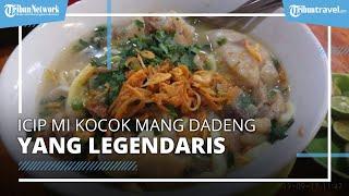 Mencicipi Gurih dan Nikmatnya Mi Kocok Mang Dadeng, Kuliner Legendaris di Bandung sejak 1958