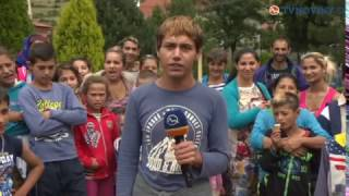 Romský moderátor, kterému není rozumět