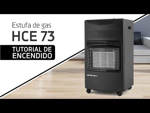 Orbegozo HCE 73 Estufa cerámica de gas 4200 W