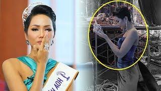 Thự hư chuyện H'Hen Niê không được giữ vương miện Hoa hậu Hoàn vũ Việt Nam 2017???