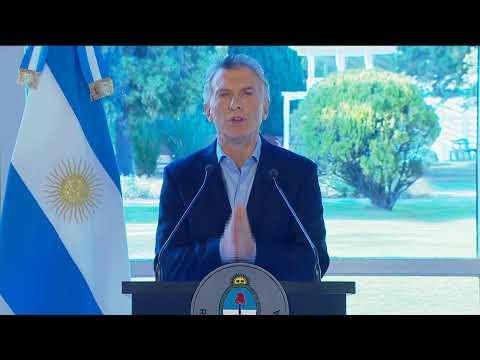Video: El anuncio de las medidas económicas del Presidente Macri